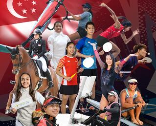 Team Singapore : Class of Tokyo 2020 Olympic Games