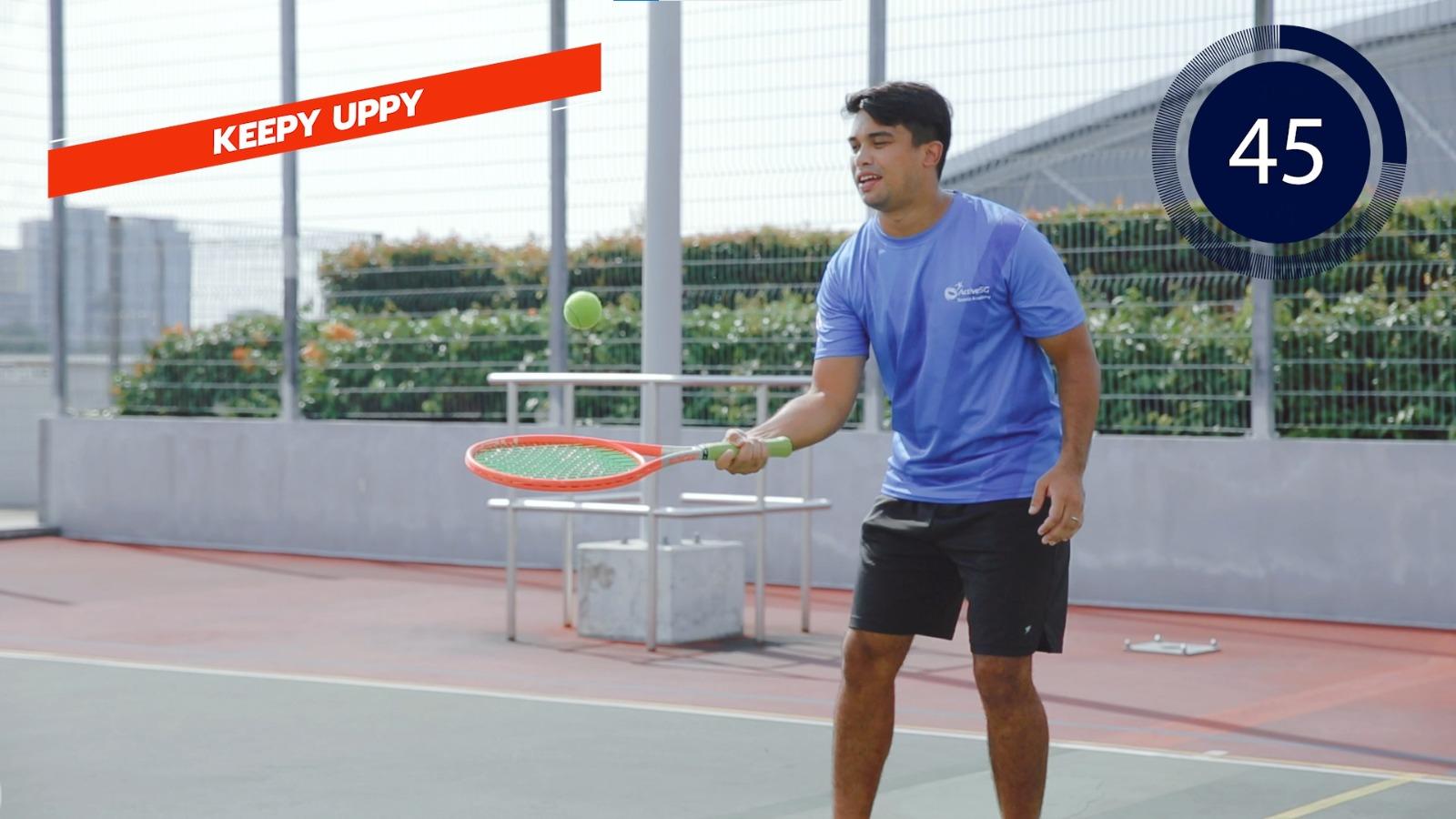 tennis keeppy uppy
