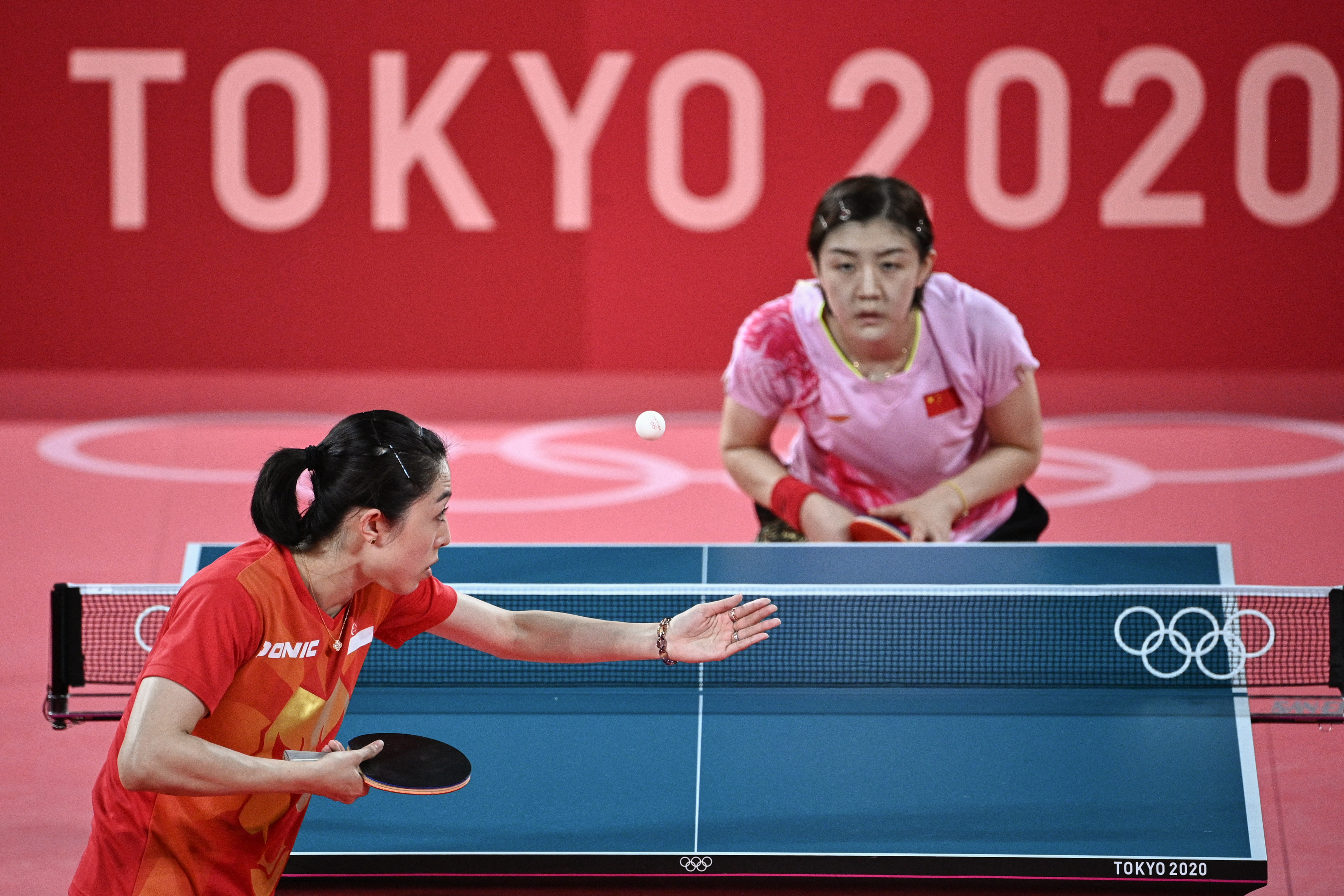 Tokyo 2020 : Yu Mengyu remains on course to becoming, Team Singapore's 4th Individual Olympic Medallist in history!