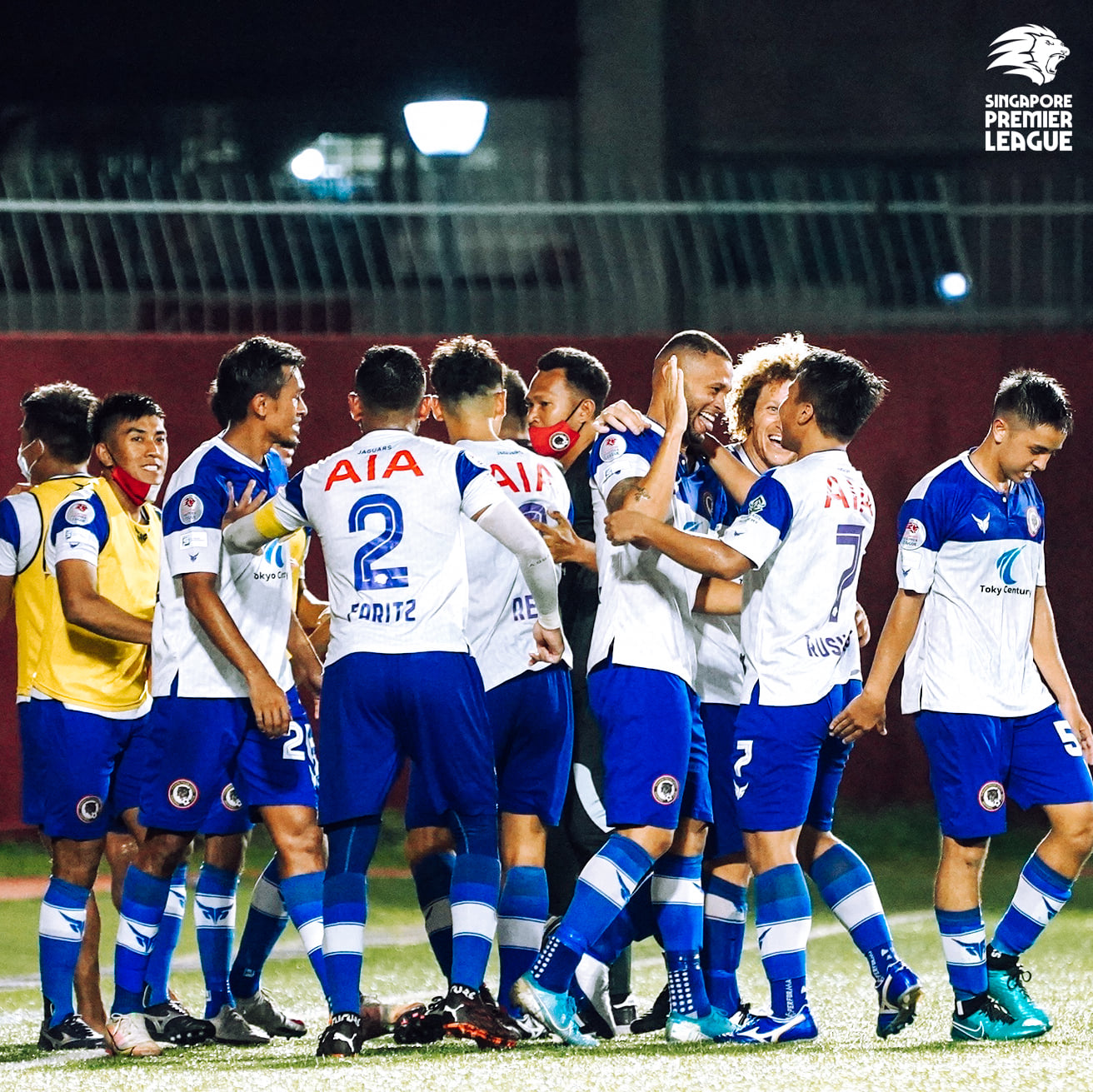 SPL : Tanjong Pagar United end Albirex Niigata's 13-match unbeaten league streak with 2-1 win!