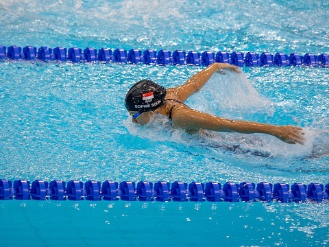Tokyo 2020 : A 12-year dream comes true for TeamSG Para-Swimmer Sophie Soon, on her Paralympic debut!