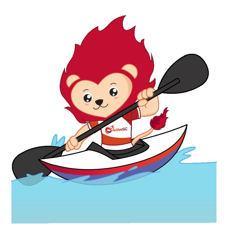 Canoeing Nila ActiveSG-01
