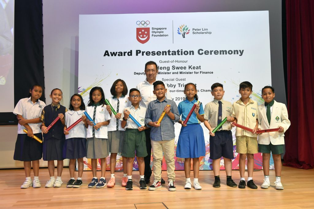 More support for young athletes amidst pandemic with SOF-Peter Lim Scholarship