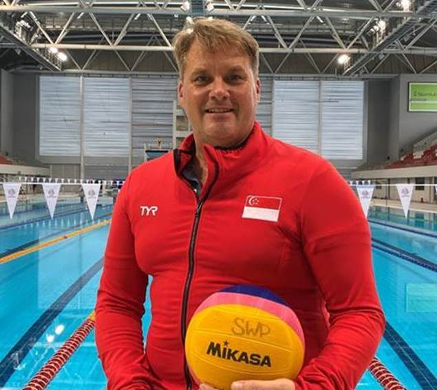 Singapore Swimming Association hires Paul Oberman as Water Polo Technical Director