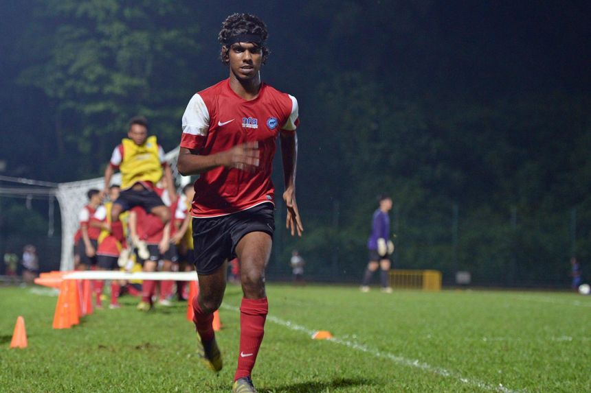 Youth Olympics footballer Dhukhilan selected as one of IOC's 25 Young Leaders