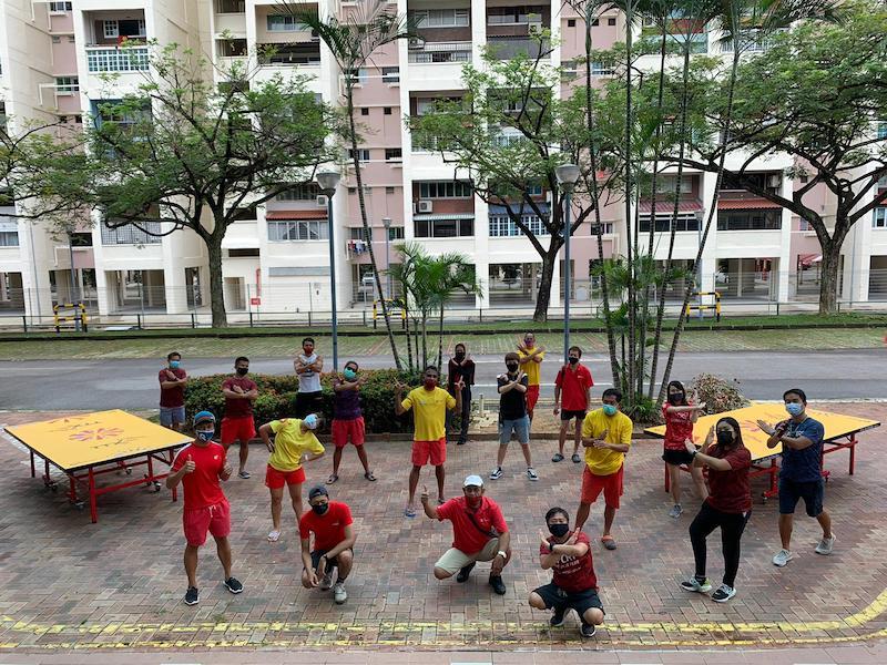 Jurong East Sport Centre edited