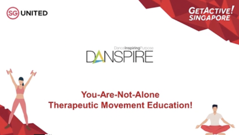 You Are Not Alone Therapeutic Movement Education - Standing Up from Chair with Ease Thumbnail