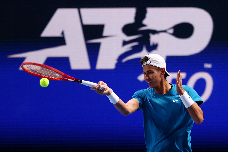 Australian sensation Popyrin storms into STO semi-finals after close victory over compatriot, Ebden