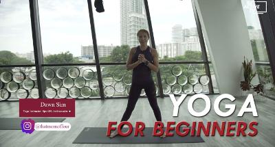 Yoga 101 Ep 2 - Yoga for Beginners Thumbnail