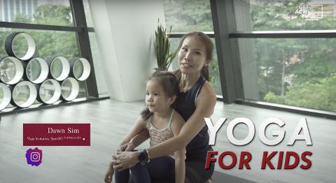 Yoga 101 Ep 1 - Yoga for Kids Thumbnail