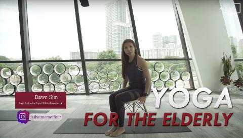 Yoga 101 Ep 4 - Yoga for the Elderly Thumbnail