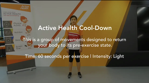 Active Health Cool-Down for Masters Thumbnail