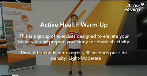 Active Health Warm-Up for Masters Thumbnail