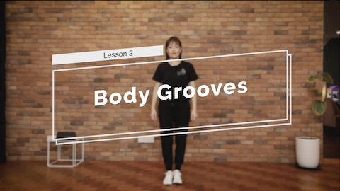 Dance & Functional Fitness Lesson 2: Body Grooves Thumbnail