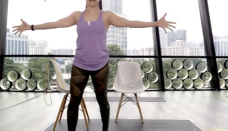 Trium Fitness - Chair Yoga for Seniors 1 Thumbnail