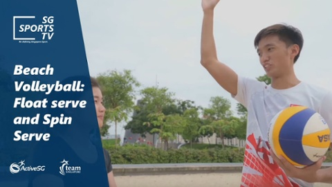 Beach Volleyball 101: How to serve in Beach Volleyball Thumbnail