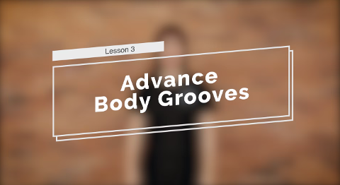 Dance & Functional Fitness Lesson 3: Advanced Body Grooves Thumbnail
