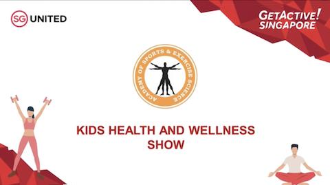 Kids Health and Wellness Show EP 6 Thumbnail