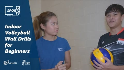 Volleyball 101: Indoor Volleyball Wall Drills for Beginners Thumbnail
