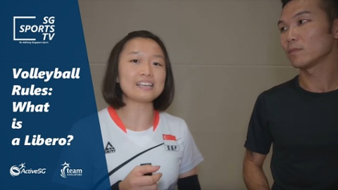 Volleyball 101: What is a Libero? Thumbnail