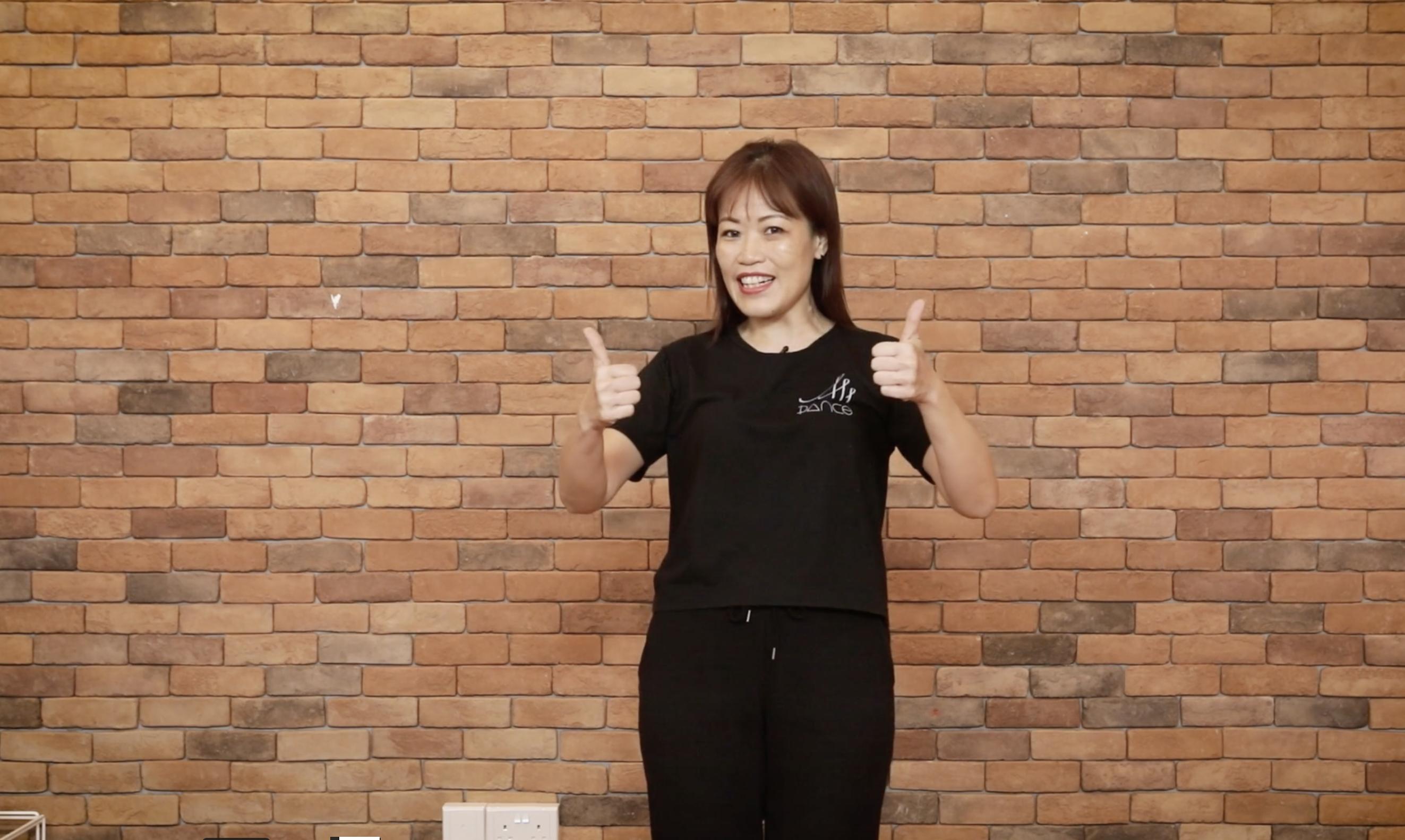 Dance & Functional Fitness Lesson 1: Basics Thumbnail