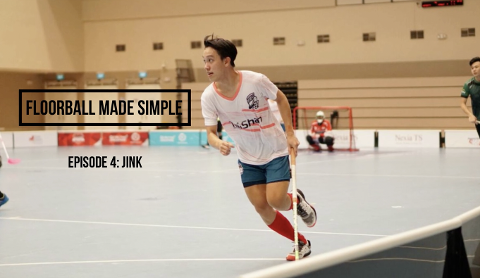 Floorball made simple Ep 4: Jink Thumbnail