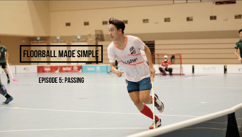 Floorball made simple Ep 5: Passing Thumbnail