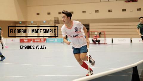 Floorball made simple Ep 9: Volley Shot Thumbnail