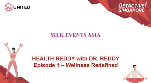 Health Reddy with Dr Reddy Ep 1 (Wellness Redefined) Thumbnail