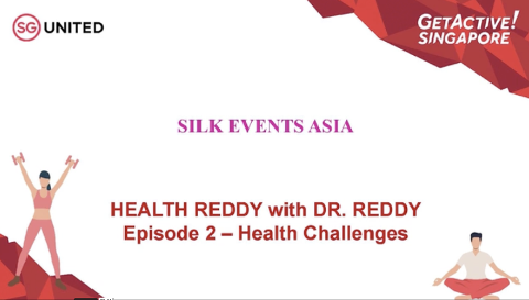 Health Reddy with Dr Reddy Ep 2 (Health Challenges) Thumbnail