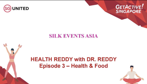 Health Reddy with Dr Reddy Ep 3 (Health & Food) Thumbnail