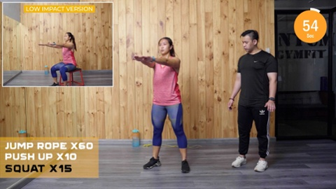 Jump Rope Fitness Episode 1 Thumbnail
