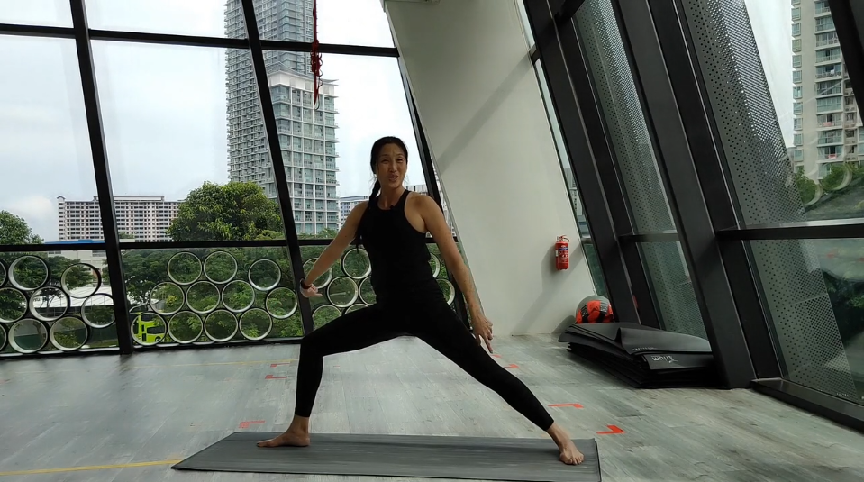 Trium Fitness - Yoga Basics (Standing) Thumbnail