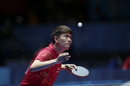 TeamSG Paddler Clarence Chew : I first picked up a table tennis bat at the age of 5 and today (at 25), I'm ready to represent Singapore at the Olympics!