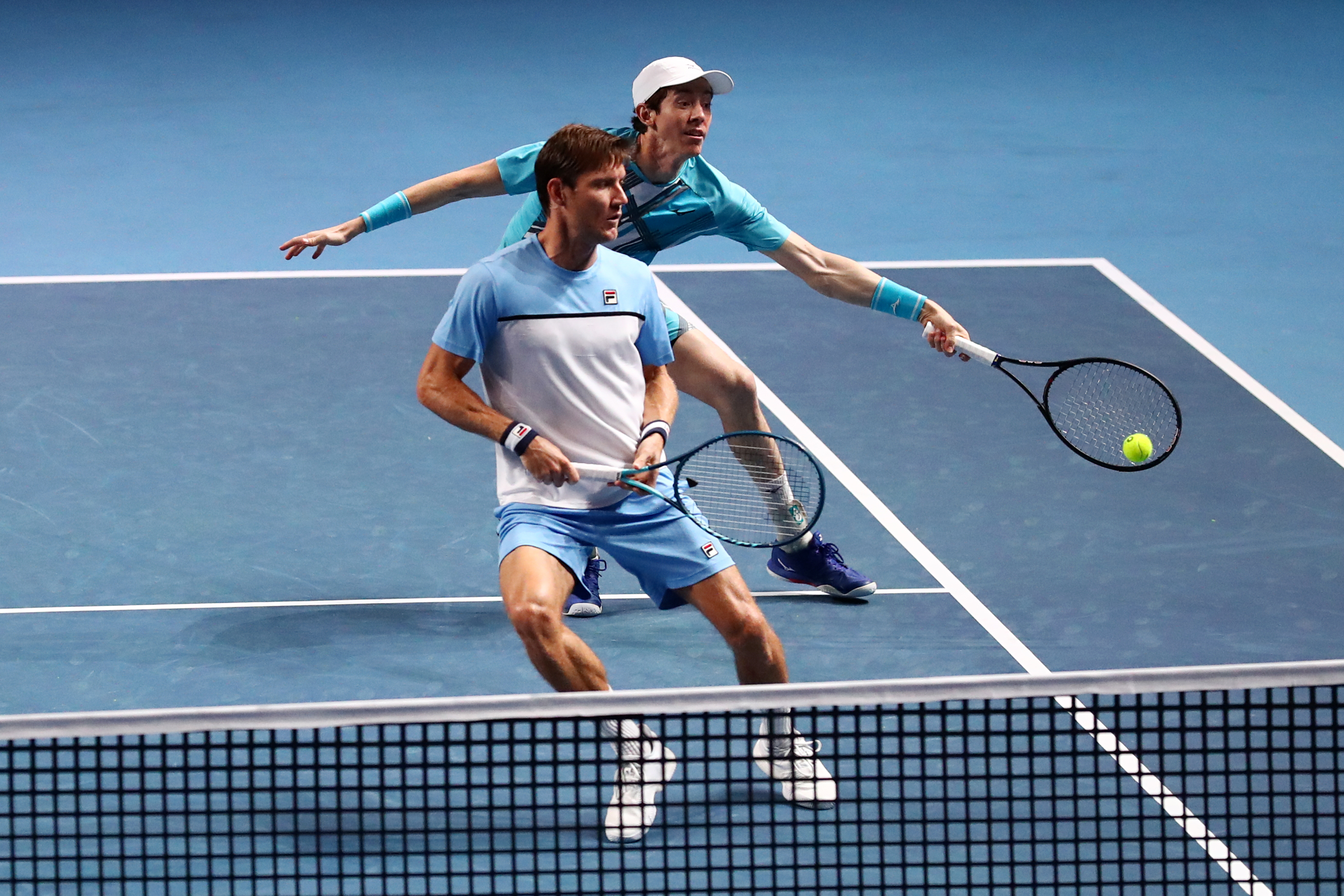 STO Dbls 4th seeds Ebden and Smith set up clash against top-ranked Belgians in final!