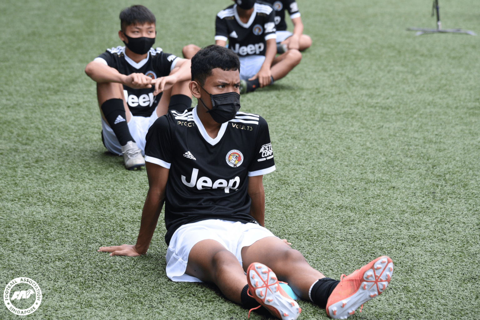 Update on status of football activities in Singapore from 16 May 2021