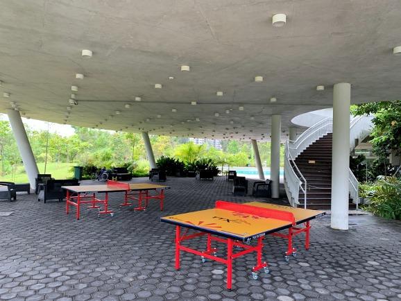 jurong lake gardens sports centre
