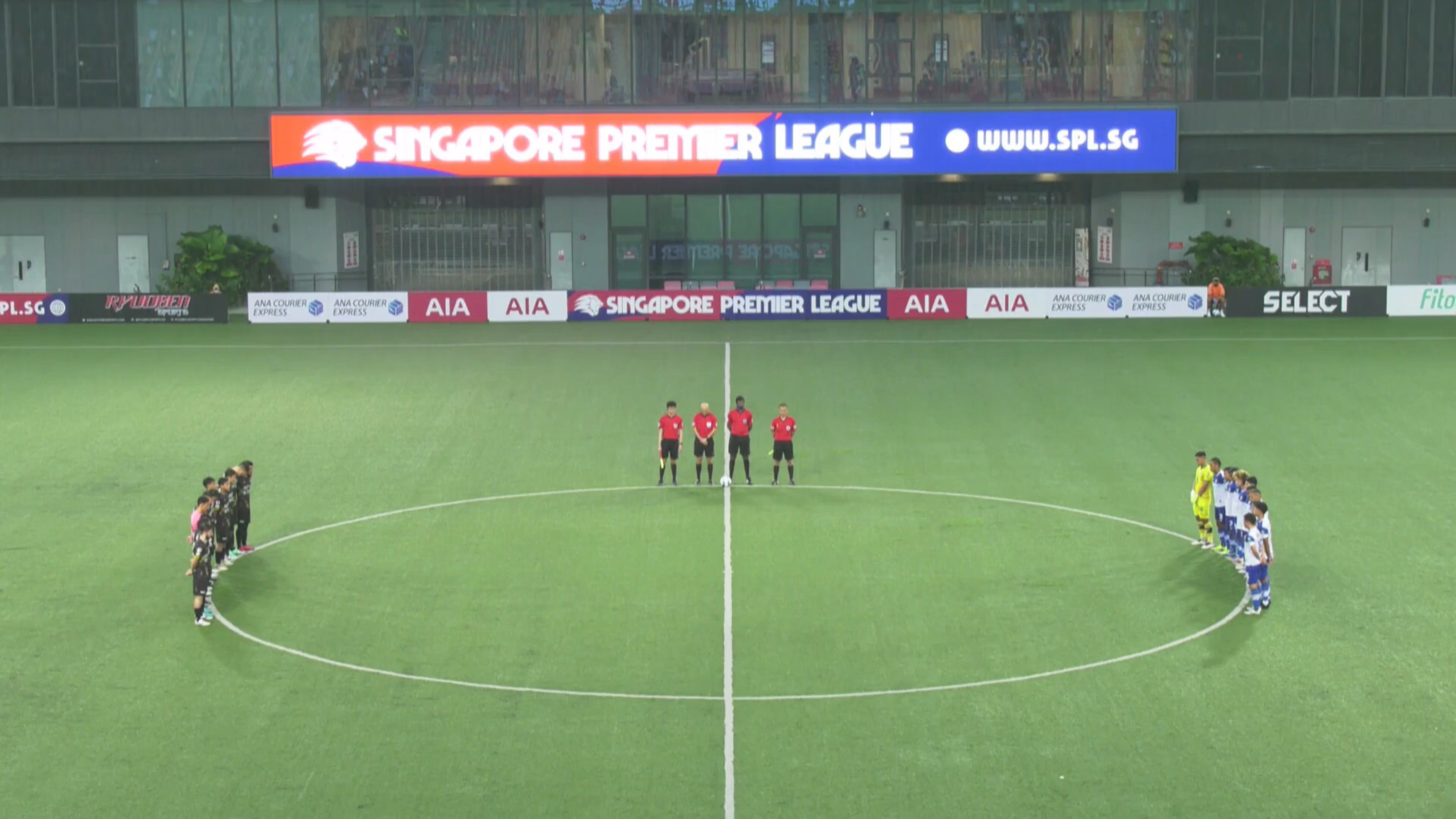 SPL : Tanjong Pagar Utd prevent Tampines Rovers from catching up with top 3, with 2-2 draw!