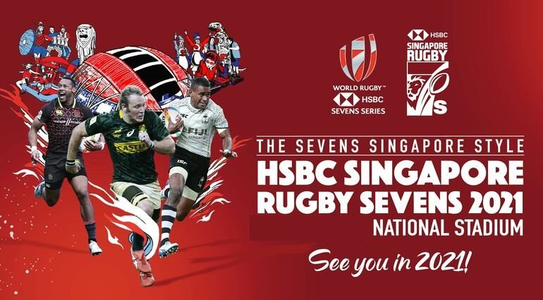 HSBC Singapore Rugby Sevens to return in October 2021