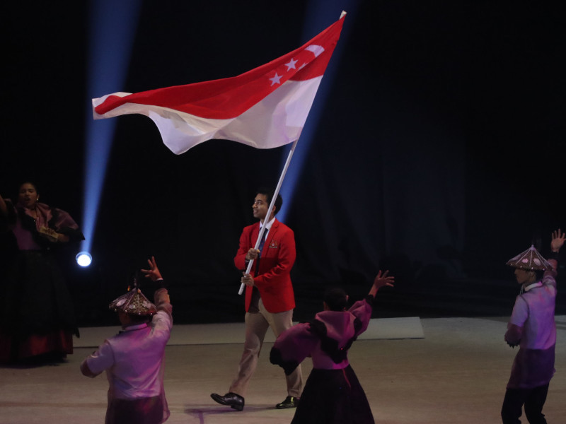 Opening Ceremony 3