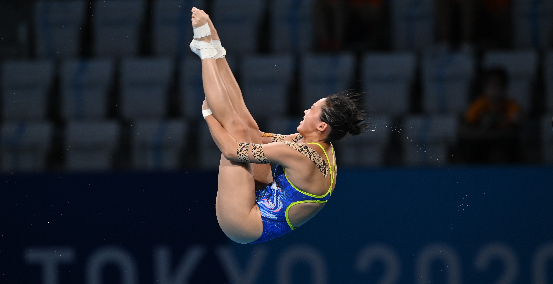 Tokyo 2020: Freida Lim creates history, as Singapore's first ever, female Olympic diver!