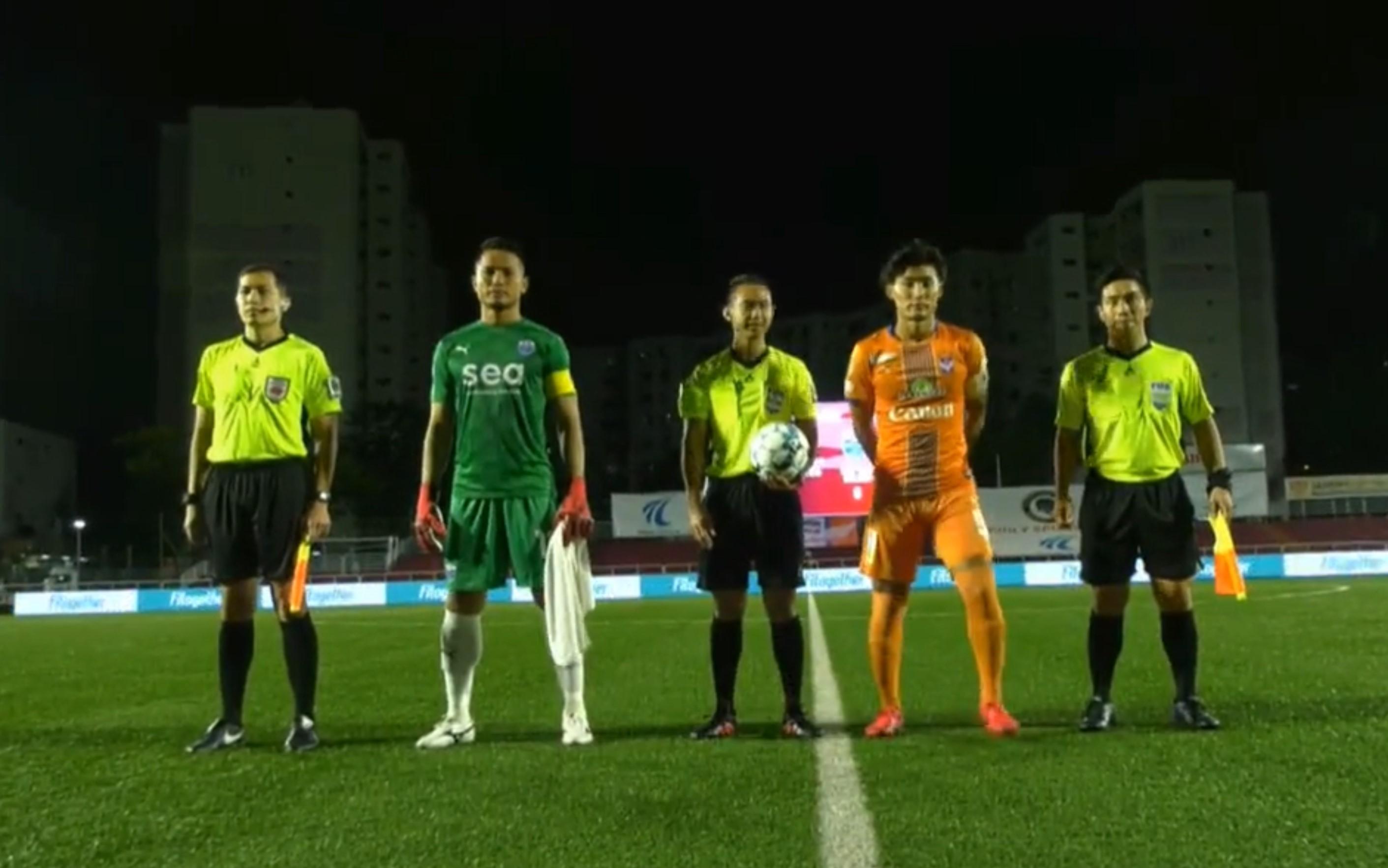 SPL : Leaders Albirex Niigata maintain 12-match unbeaten run with 1-1 draw against 2nd-ranked Sailors!