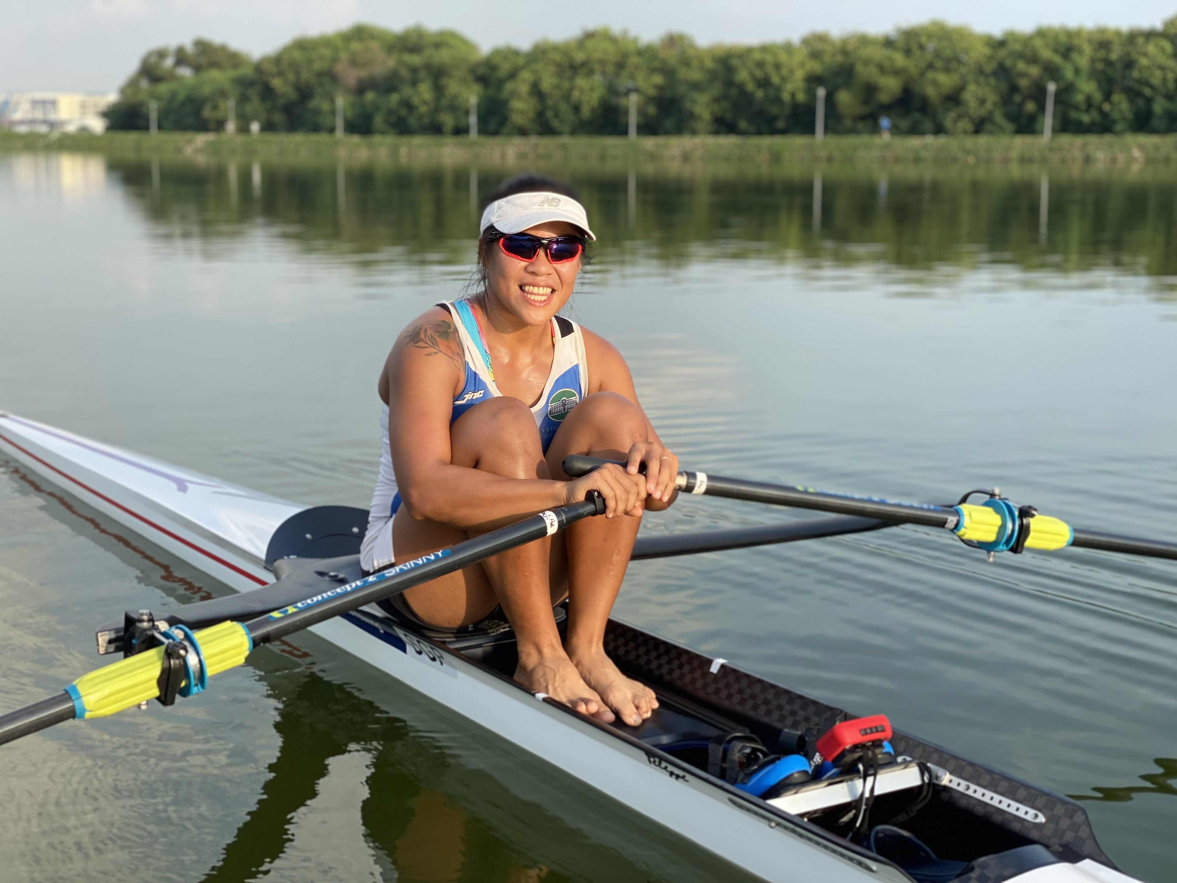 TeamSG Rower Joan Poh : I hope to use my Olympic debut to help inspire and groom the next generation of rowers for the nation!
