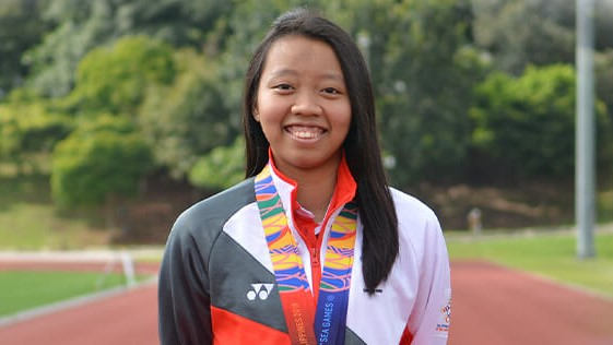 TeamSG Fencer Kiria Tikanah : My 13-year dream is finally about to be realised in Tokyo!