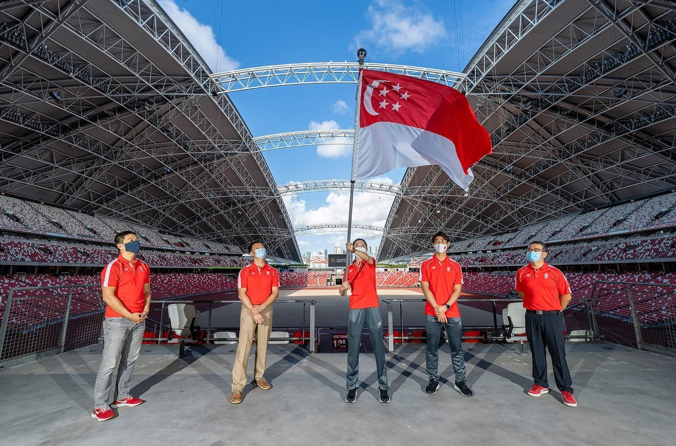 All systems go for Team Singapore at the Tokyo Olympic Games