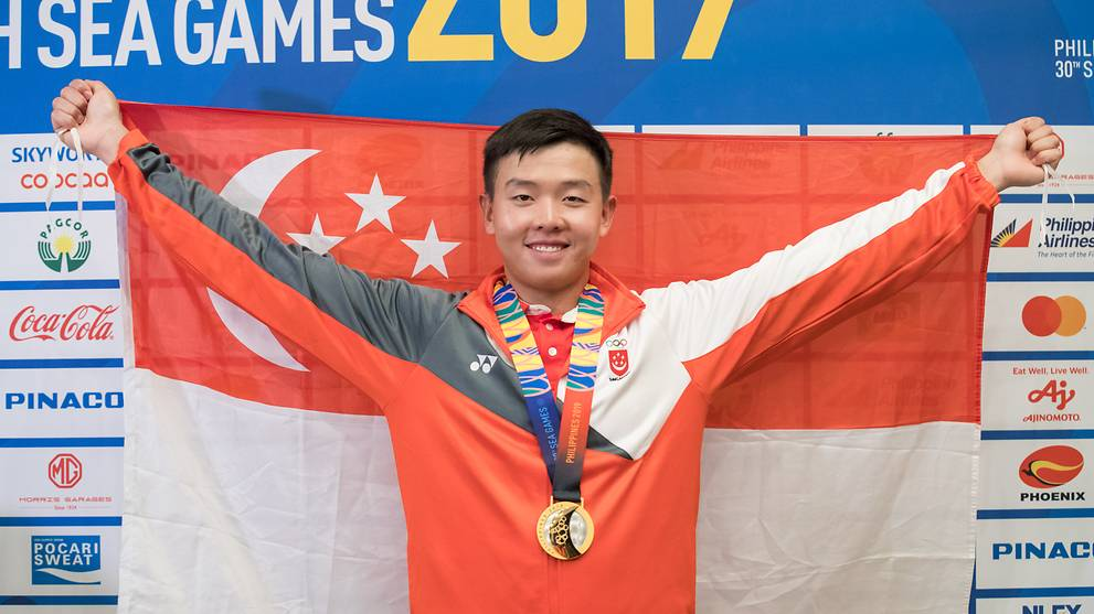 TeamSG Sailor Ryan Lo : I hope the performances of our athletes in Tokyo, will be a source of positivity for S'poreans!