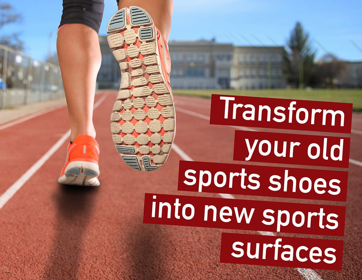 Dow and Sport Singapore partner to establish shoe waste collection system in joint commitment to sustainability