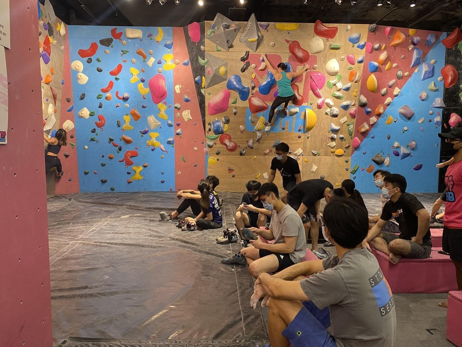 A Peek Behind The Walls Of Sport Climbing